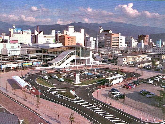 ТПУ Мацумото в Токио
