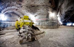 Автодорожный тоннель в Уфе