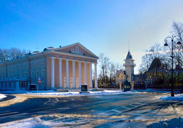 Каменноостровский театр после реконструкции