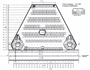 Проект подземного паркинга - Площадь Восстания