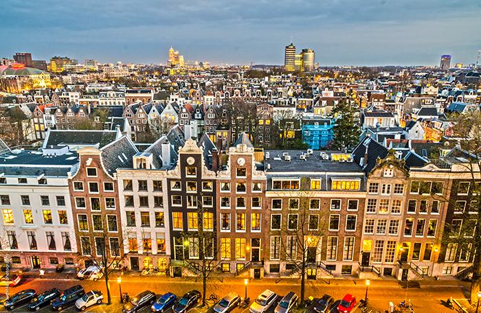 Панорама Амтердам