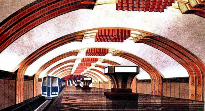 Проект станции Октябрьская в Алмате