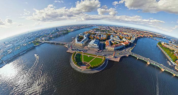 Островная часть Санкт-Петербурга