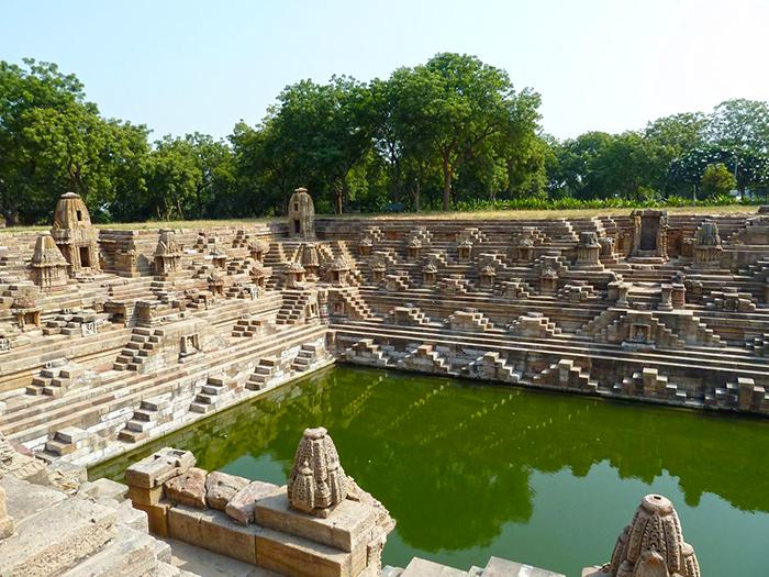 Солнечный храм Модеры - Сурия Кунд