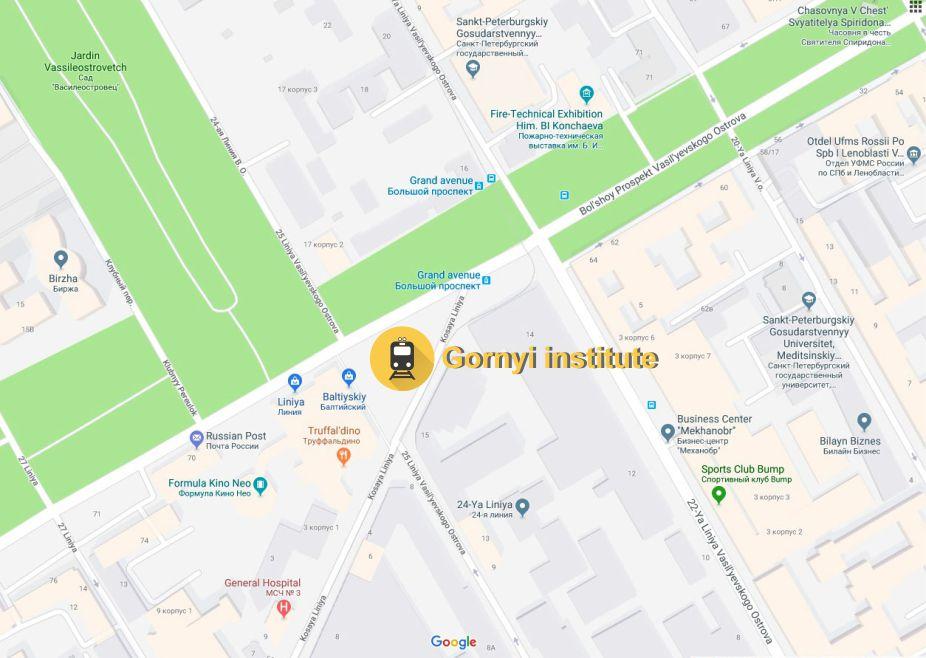 Gorny institute