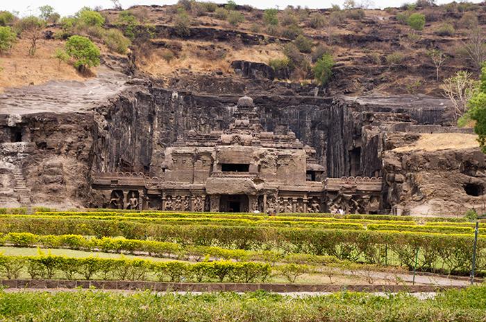 The Kailasha temple