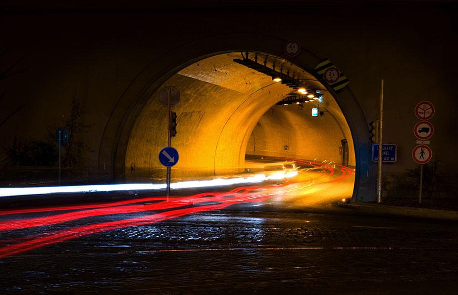 Автодорожный тоннель