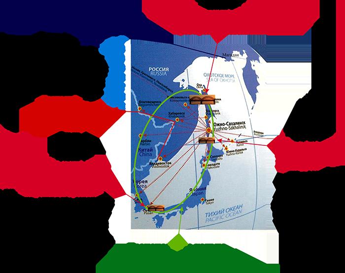 Трансконтинентальный Коридор развития на Сахалин