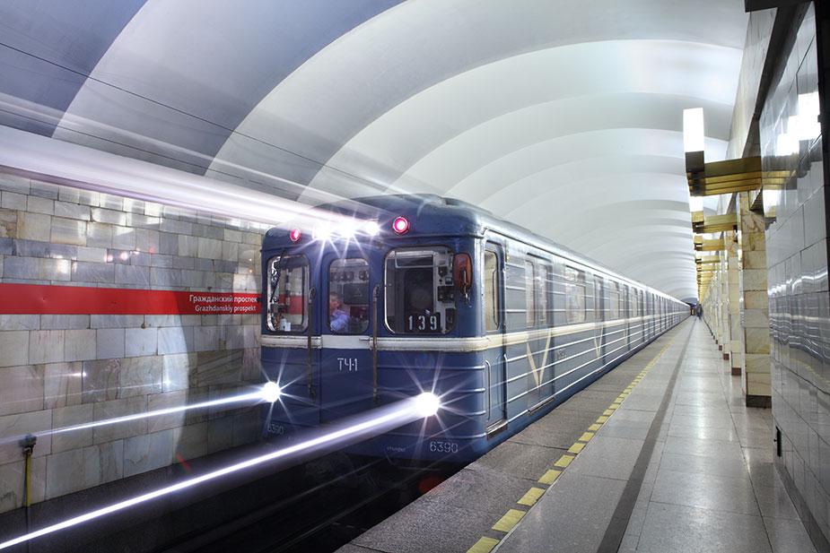 Гражданский проспект метро