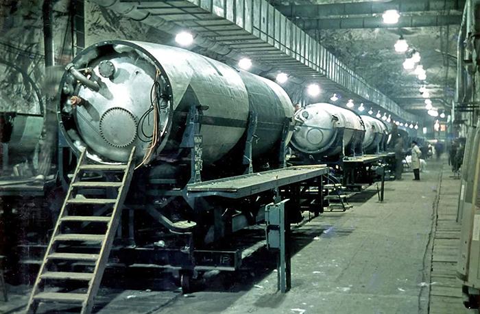 Подземный завод ФАУ-2