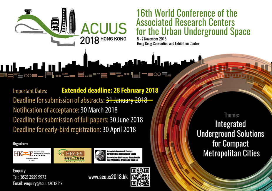 ACUUS 2018 conference