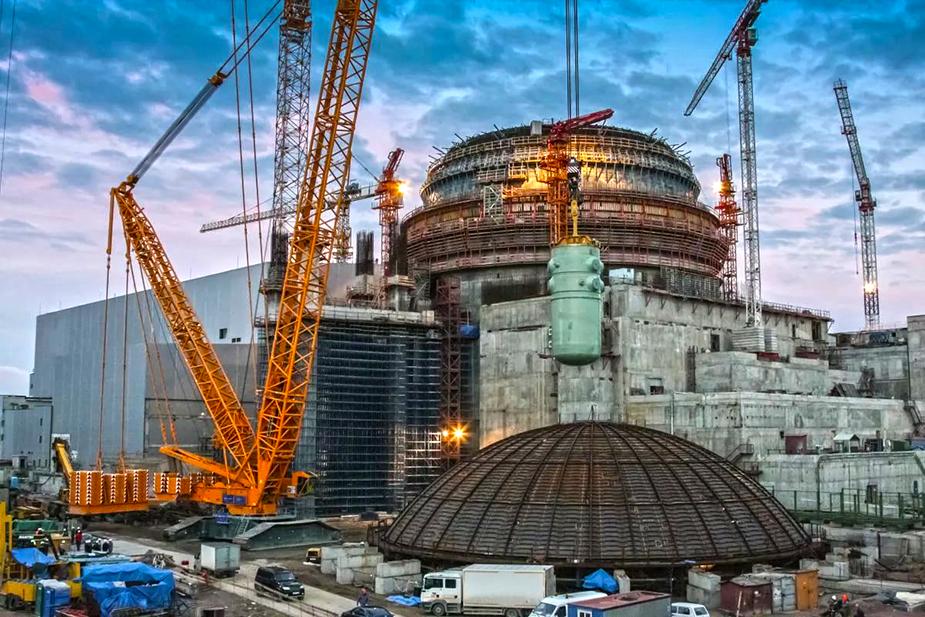 Строительство ЛАЭС-2