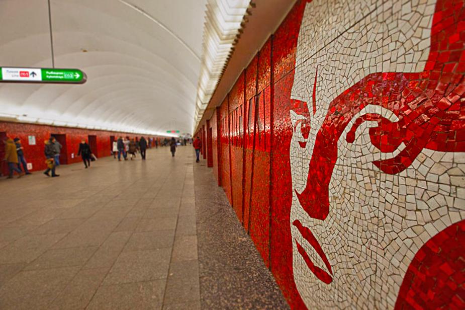 Станция метро «Маяковская»