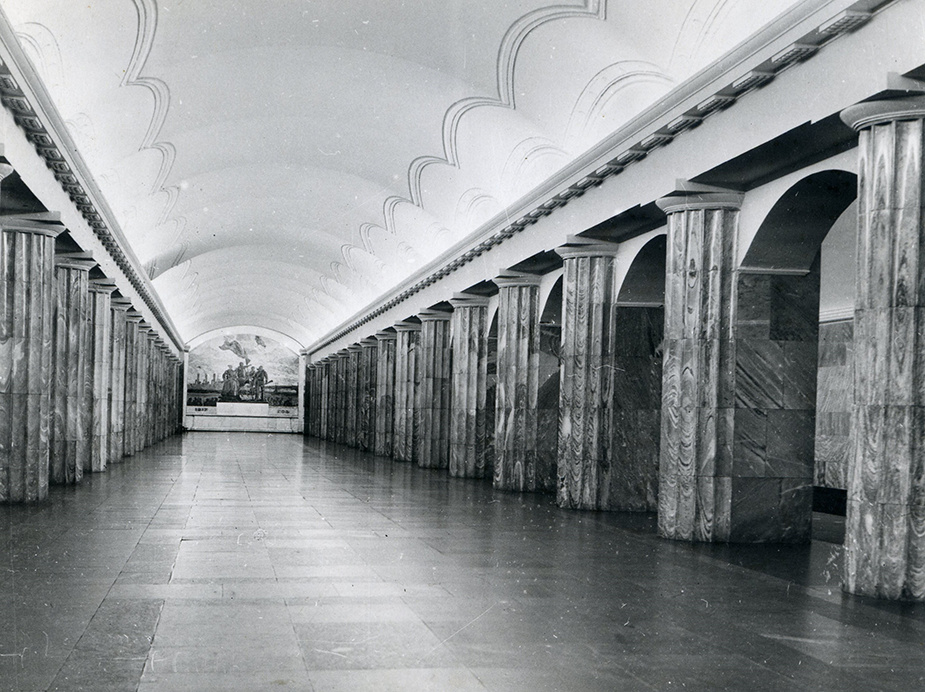 Станция метро «Балтийская»