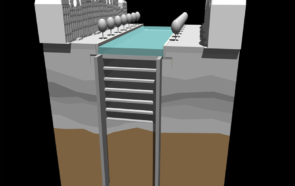 проект подземного пространства AMFORA