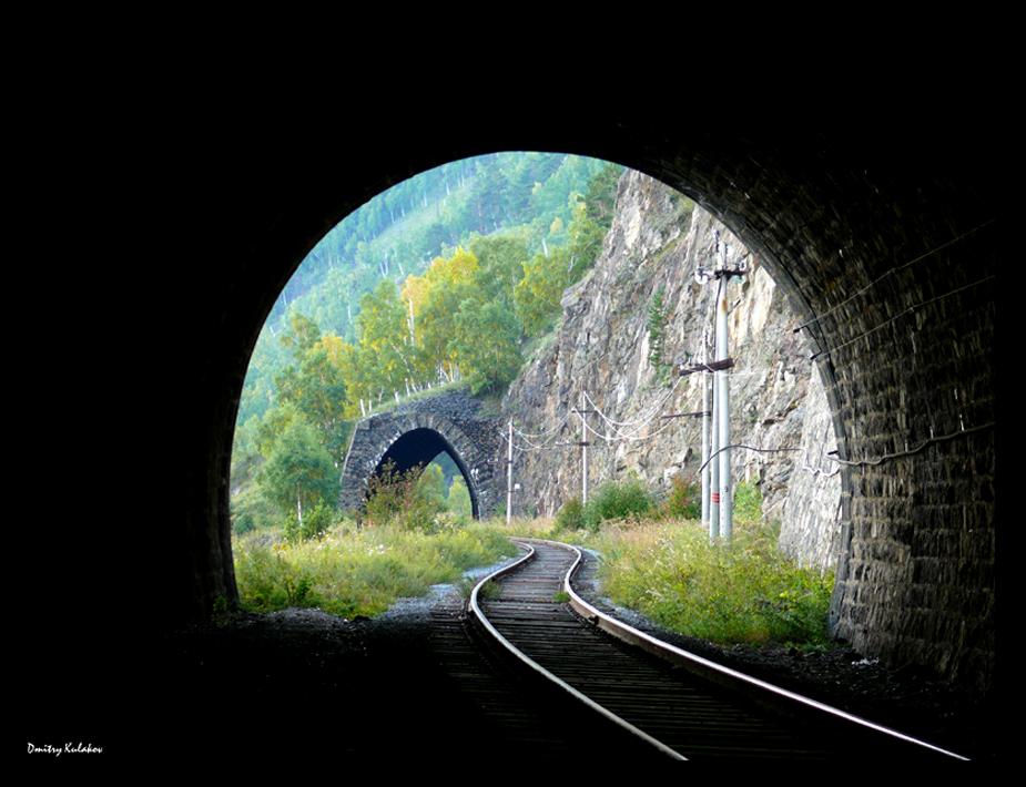 Бакйкальский тоннель
