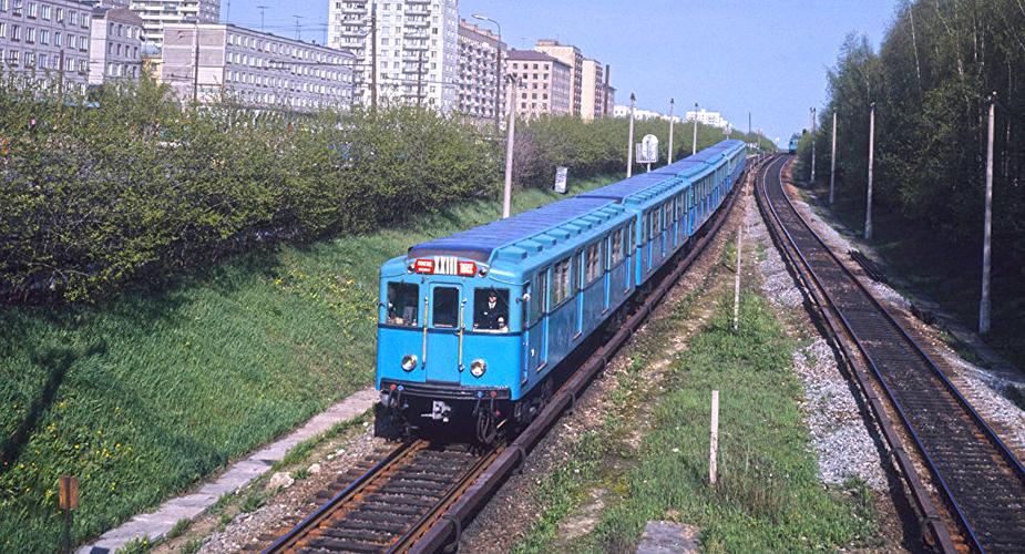 Cтанция Измайловская