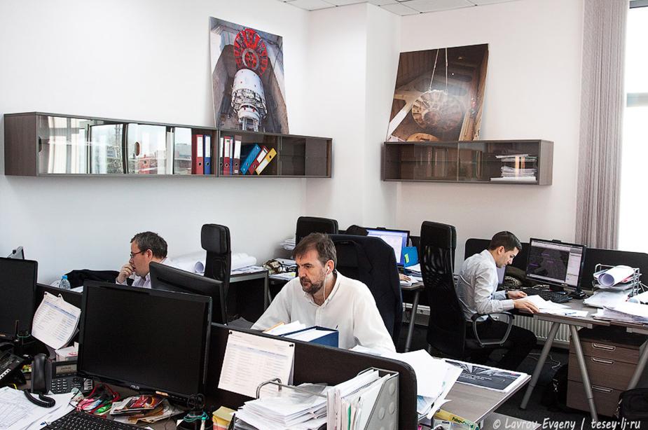Офис Bustren в Москве