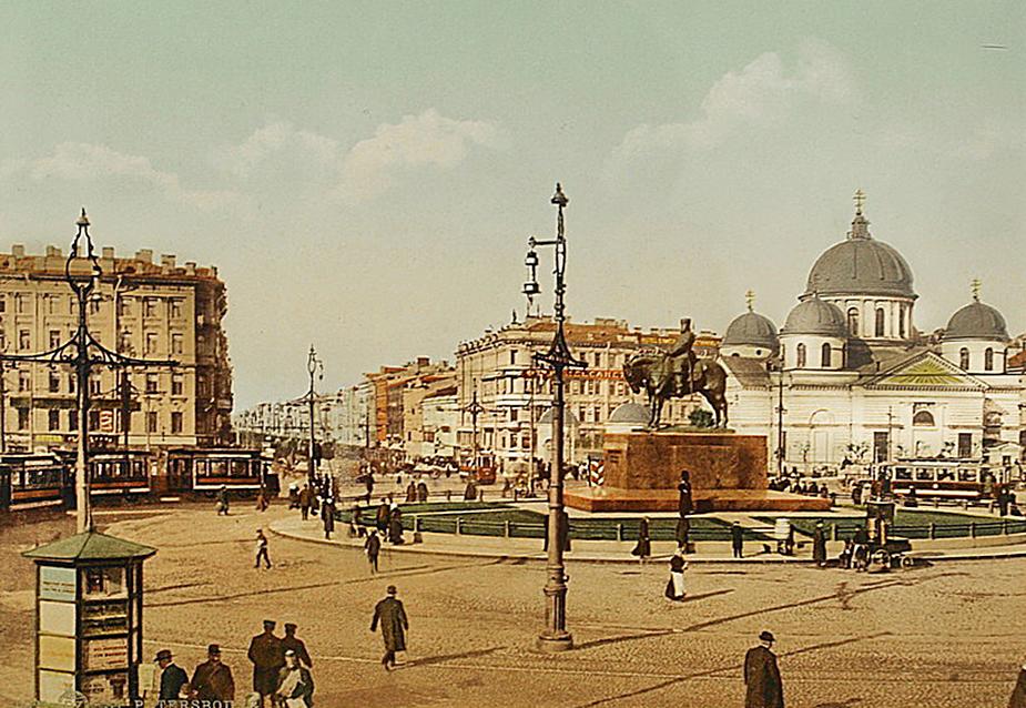 Знаменская площадь в СПБ