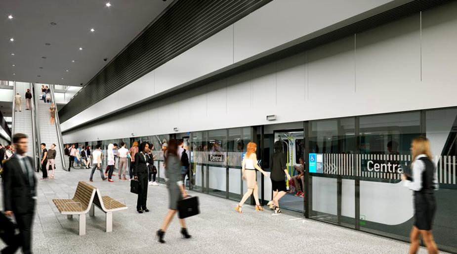 Cтанция «Центральный вокзал»