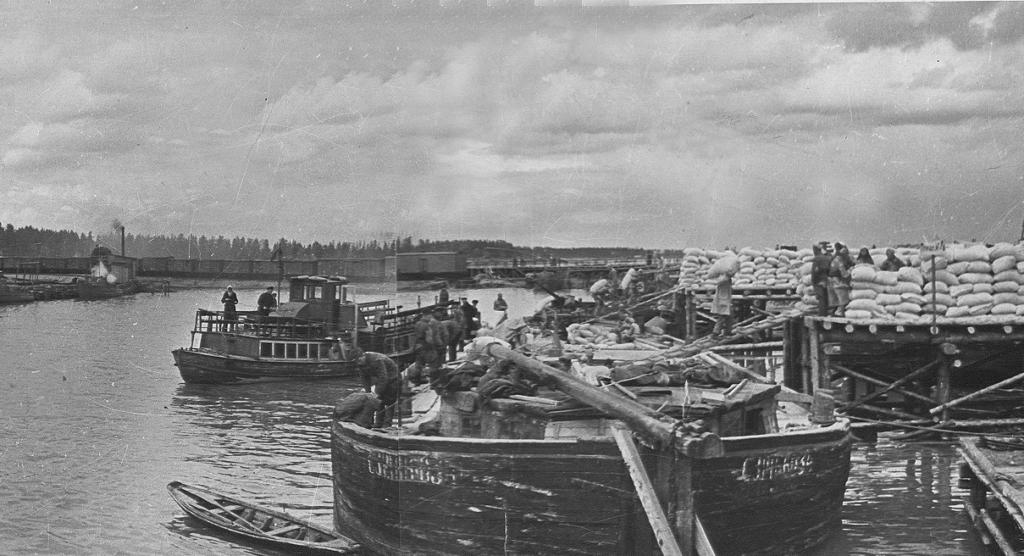 Кобоно-Кореджский порт