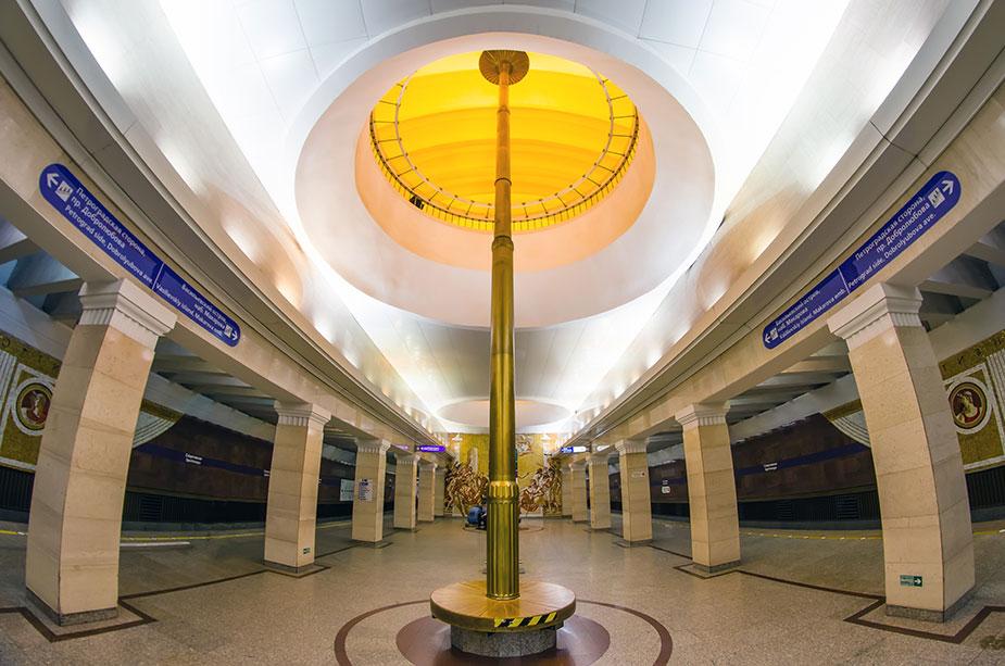 Станция Спортивная