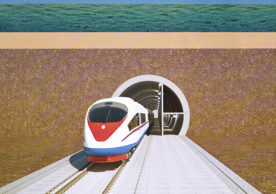 Тоннель на Сахалин