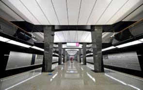станция метро Петровский парк