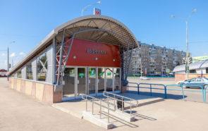 метро Самары