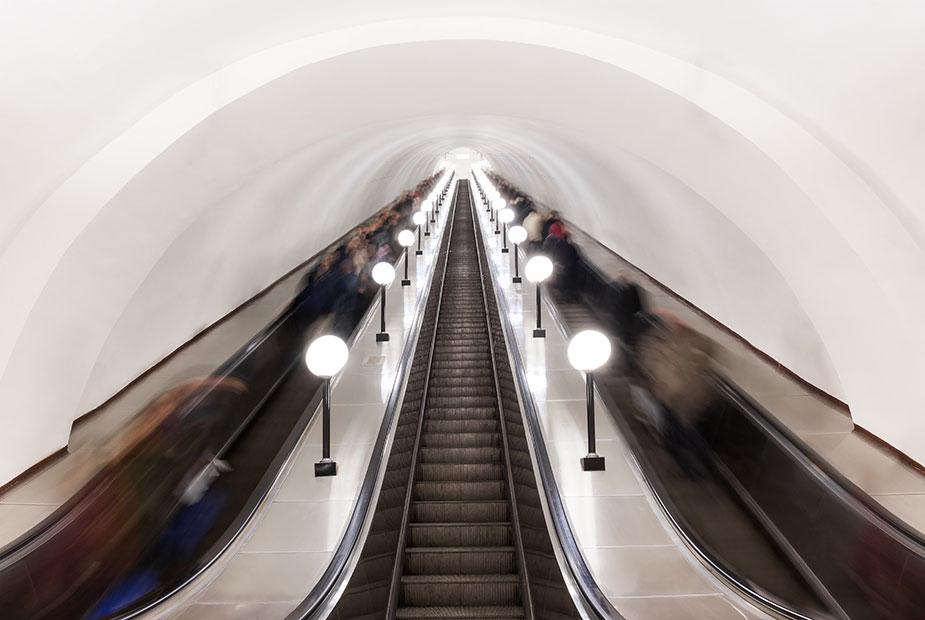 Янино метро