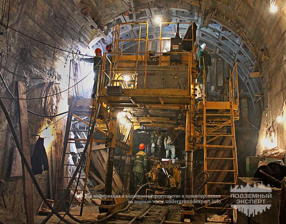 Строитель метро