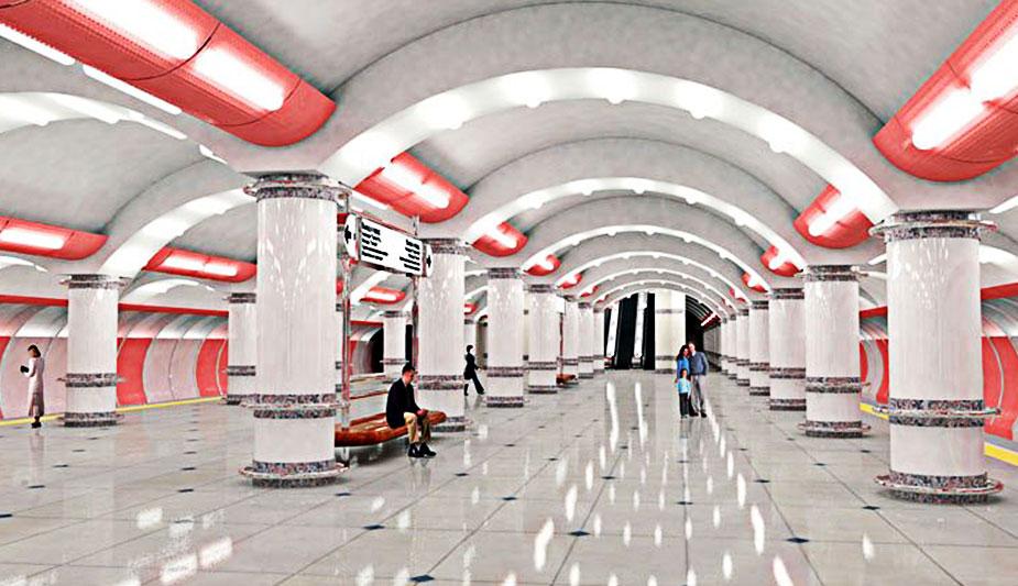 метро Харькова