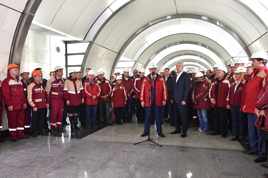 метро Фонвизинская в Москве