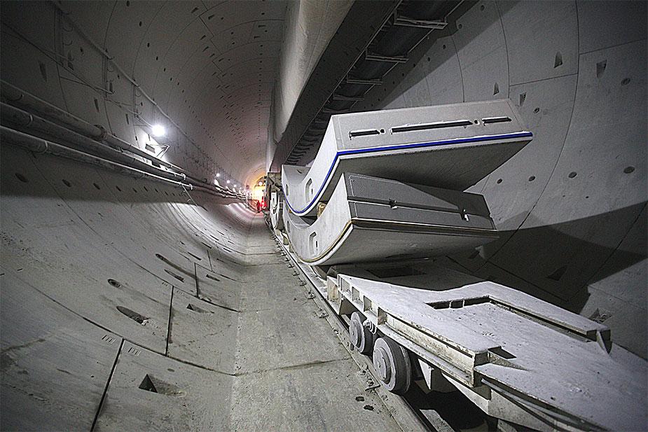 Ruslan Baisarov: Construction of the Second Line of the Baikal Tunnel