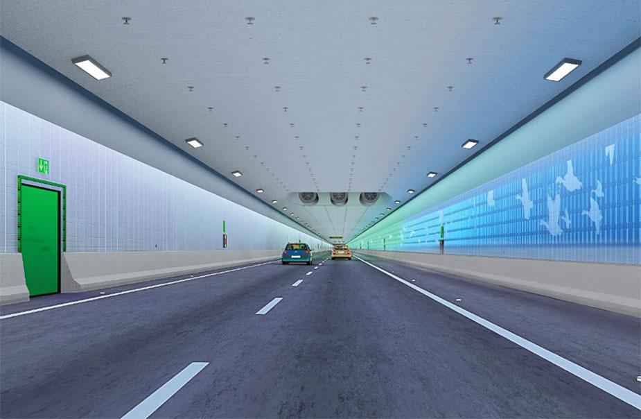 Проект Фемарнбельтского тоннеля