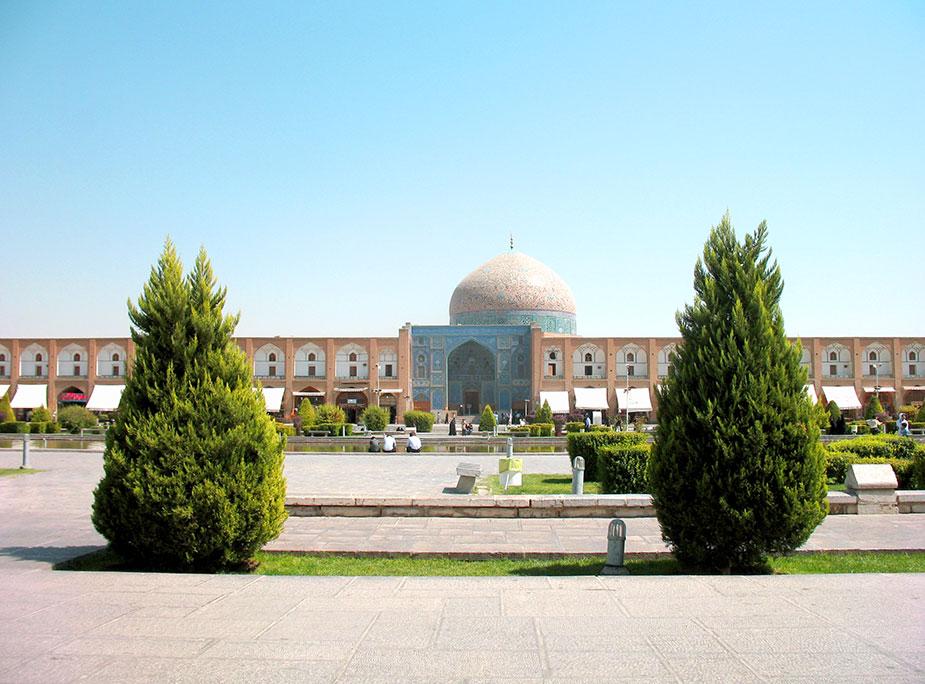 Исфахан, площадь Иммама