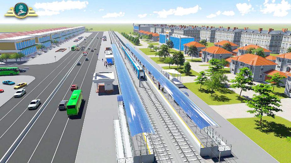 Проект наземного метро вТашкенте