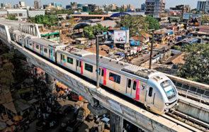 метро мумбаи