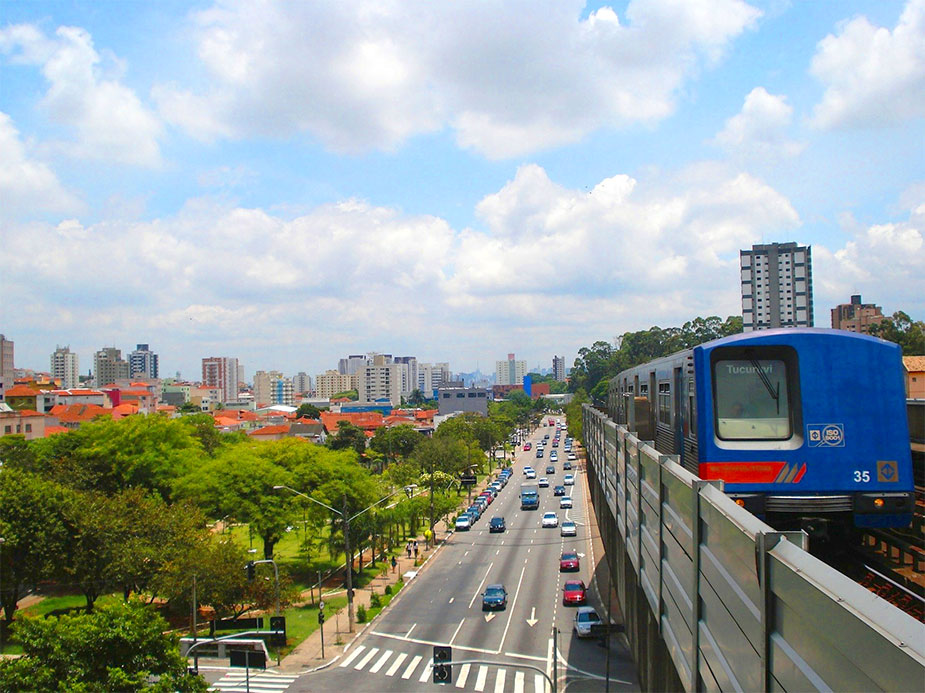метро Сан-Паулу