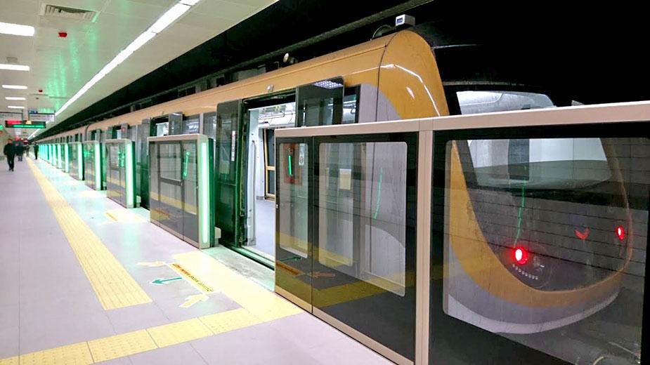 Линия M5 - Стамбул