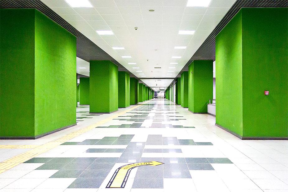 Станция метро Mahmutbey