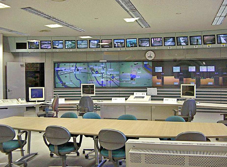 Панель управления Токийский коллектор