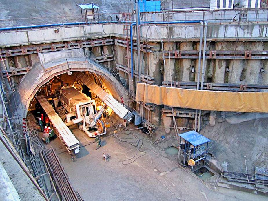 Sochi tunnel