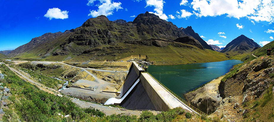 Гидроэлектростанция Перу