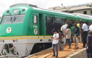 nigerian rail
