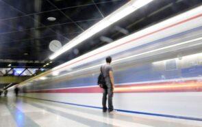 Teheran metro