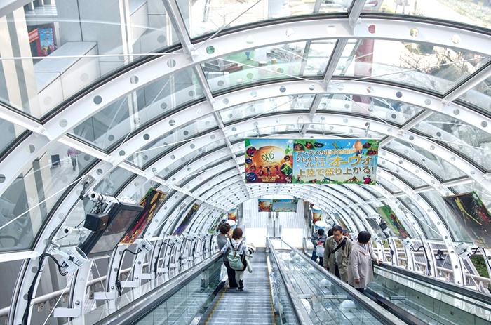 Одайба станция метро