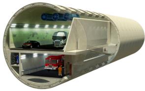 Погружные тоннели