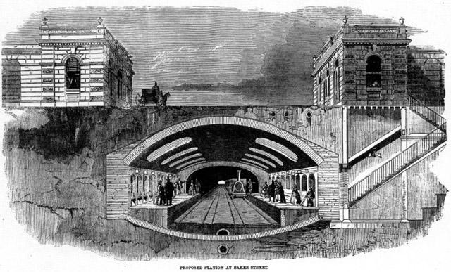 Тоннель под Темзой