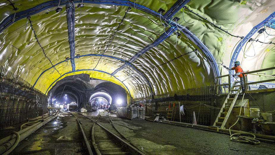 Главный тоннель East Side Access